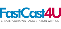 FastCast4u.com - Start Your own radio station with Us!